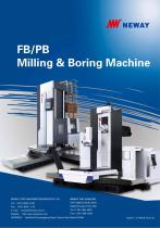 Milling /Boring machine