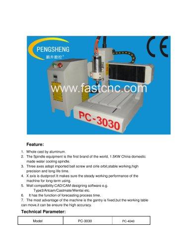 Mini CNC Router 3030