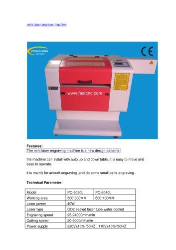 mini laser engraver machine