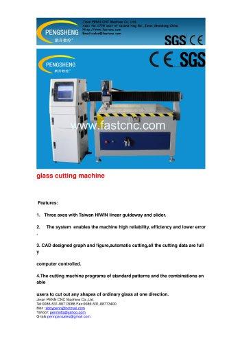 PENN PC-1210G automatic cnc glass cutting machine for glass cutting