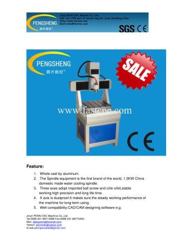 PENN PC-4040 mini cnc router for advertising