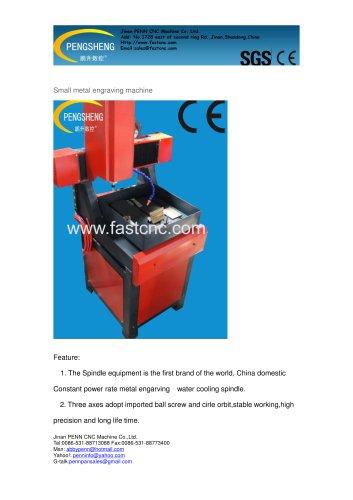PENN PC-4040M small metal engraving machine for metal