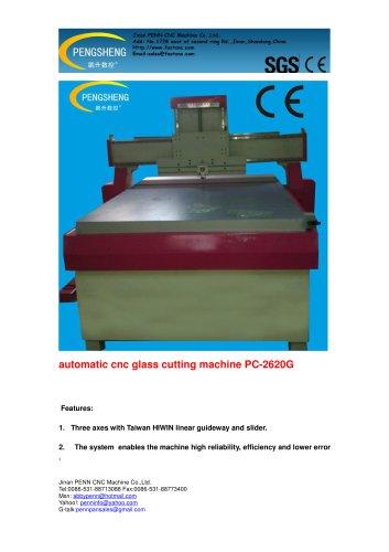 PPENN pc-2620G glass cutting machine for glass cutting