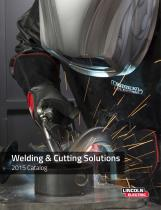 Welding & Cutting Solutions 2015 Catalog