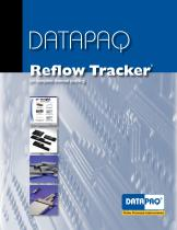 Datapaq Reflow Tracker® System