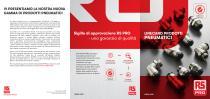 RS PRO Linecard Prodotti Pneumatici