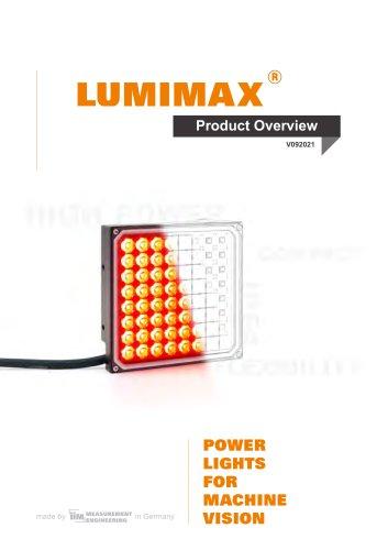 LUMIMAX product brochure