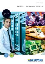 UPS and Critical Power Solutions - APAC area (Asia Pacific)