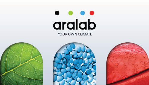 Aralab - Environmental chambers and Controlled Environment rooms