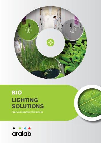 Bio - Lighting for Aralab Plant growth chambers