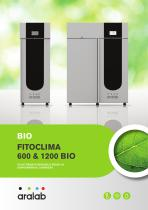 FITOCLIMA 600 & 1200 PLANT GROWTH CHAMBERS