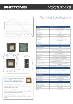 NOCTURN XS Specification