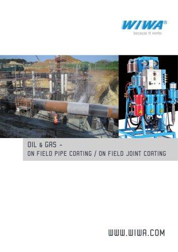 Pipeline-Field Coating