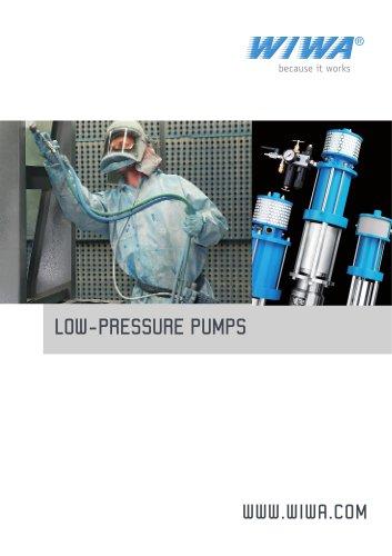 WIWA Low Pressure Pumps