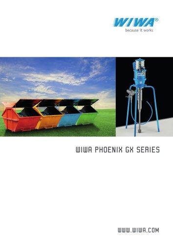 WIWA PHOENIX GX Series