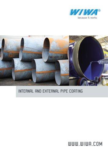 WIWA Pipe Coating - Internal & External
