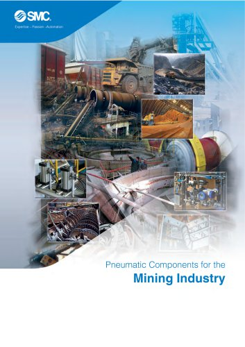 Pneumatic Components for the Mining Industry