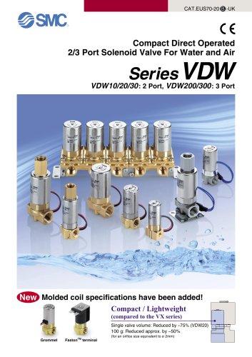 VDW series