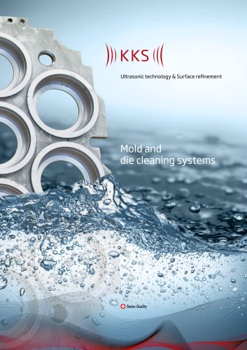KKS Mold and die cleaning systems