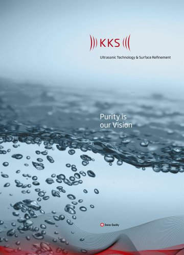 KKS Purity is our Vision