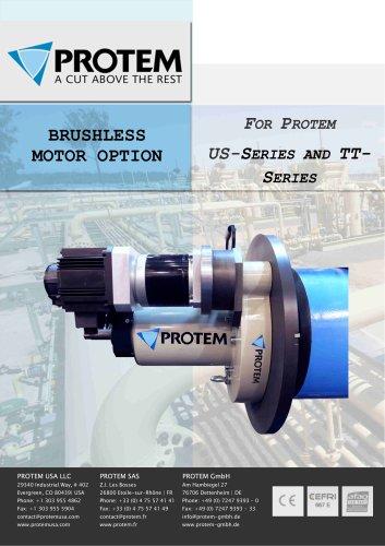 Protem - Brushless motor