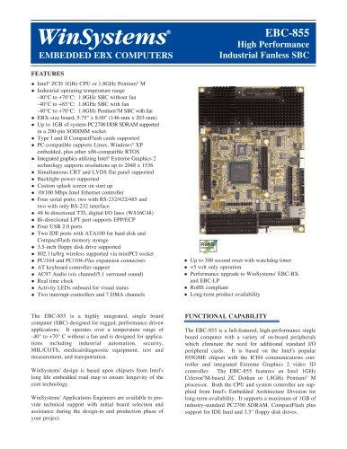 EBC-855-DS