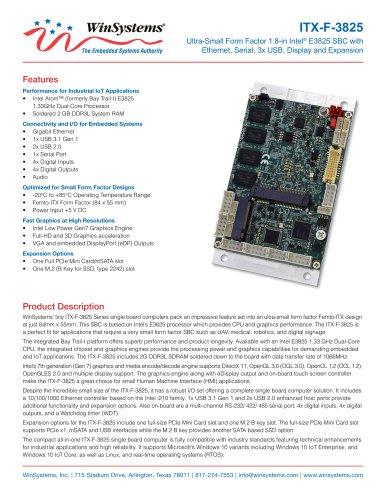 ITX-F-3800