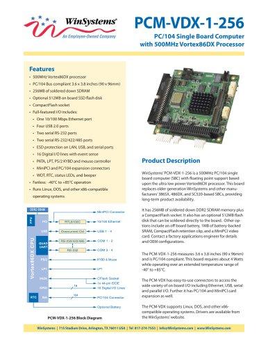 PCM-VDX-1