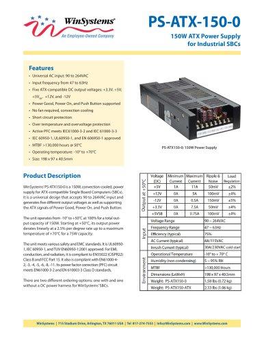 PS-ATX-150-0