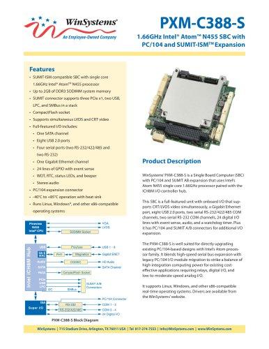 PXM-C388-S1