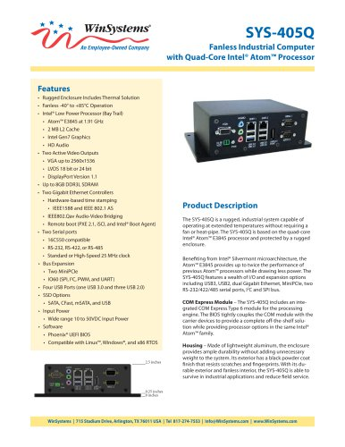SYS-405Q