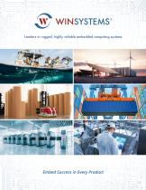 WINSYSTEMS 2020 Capabilities Brochure