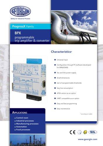BPX - Programmable trip amplifer & converter