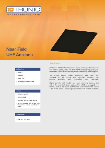 RFID Antennas | Near-Field Antenna