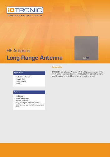RFID Antennas | Panel Antenna MR