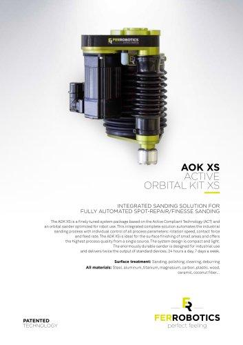 AOK XS - Active Orbital Kit XS