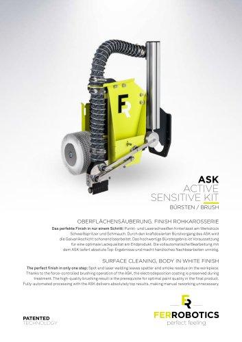 ASK Brush - Active Sensitive Kit Brush