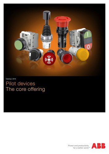 Pilot devices The core offering 2016