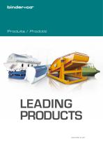 Binder+Co products