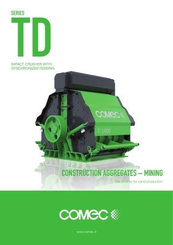 Comec-Binder Impact Crusher TD