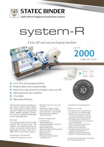 STATEC-BINDER System R