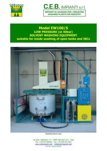 Model EW100/S