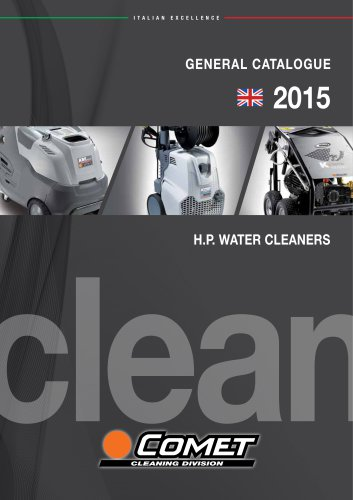CLEANING GENERAL CATALOGUE