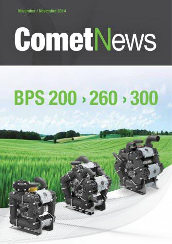 Comet News - BPS 200 / 260 / 300