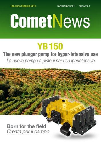 Comet News - YB 150