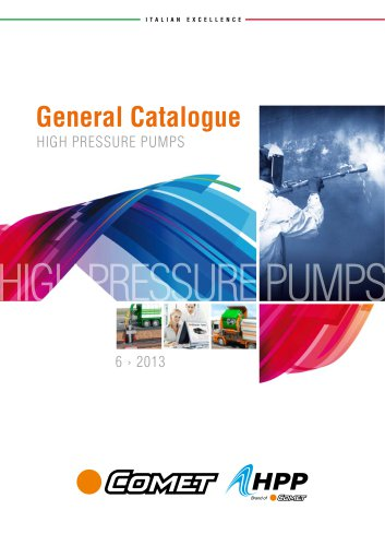 INDUSTRIAL DIVISION HPP BRAND