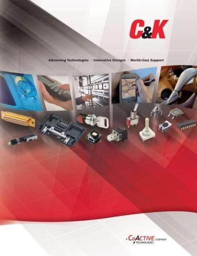 C&K Capability Brochure