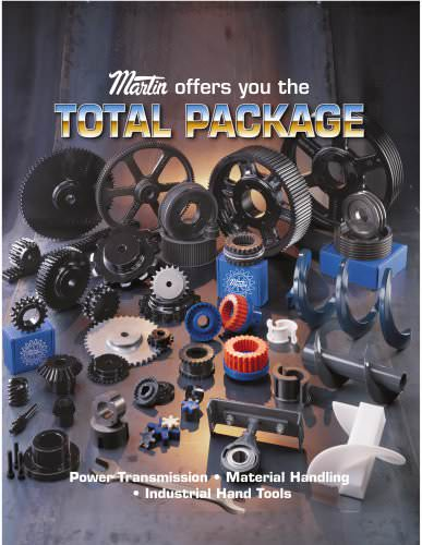Martin's Total Package of Products