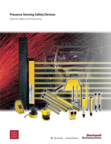 Presence Sensing Safety Devices
