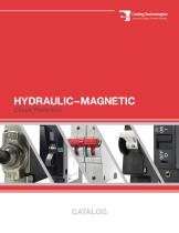 Hydraulic-Magnetic Circuit Protection